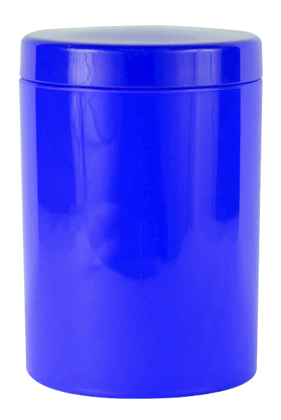 Canister - Storage Canister Ref 1090 - Royal Blue