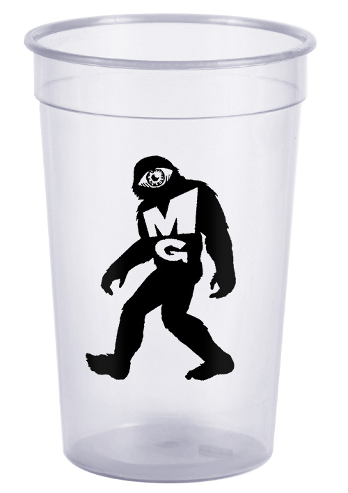 Tumbler - Party Tumbler Ref 449 - Clear, Mad Giant