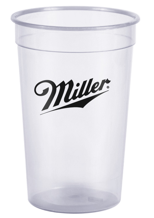 Tumbler - Party Tumbler Ref 449 - Clear, Miller