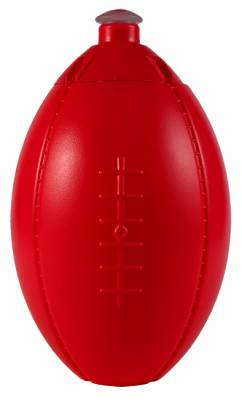 Sports Bottle - Rugby Memory Ball Ref 424 - Red