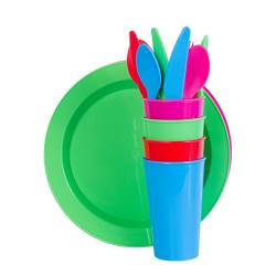Picnic Sets - Picnic Set Super Save 7  Ref. 1401 - Multi Colour
