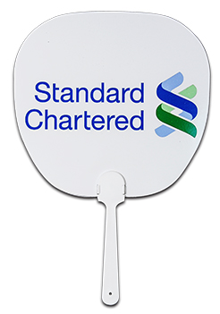 Standard Chartered Paddle Fan